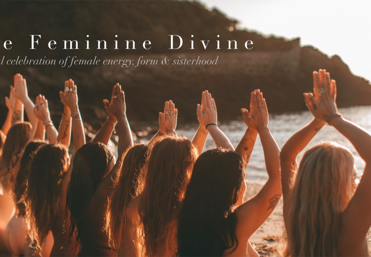 The Feminine Divine by Melissa Rodrigues