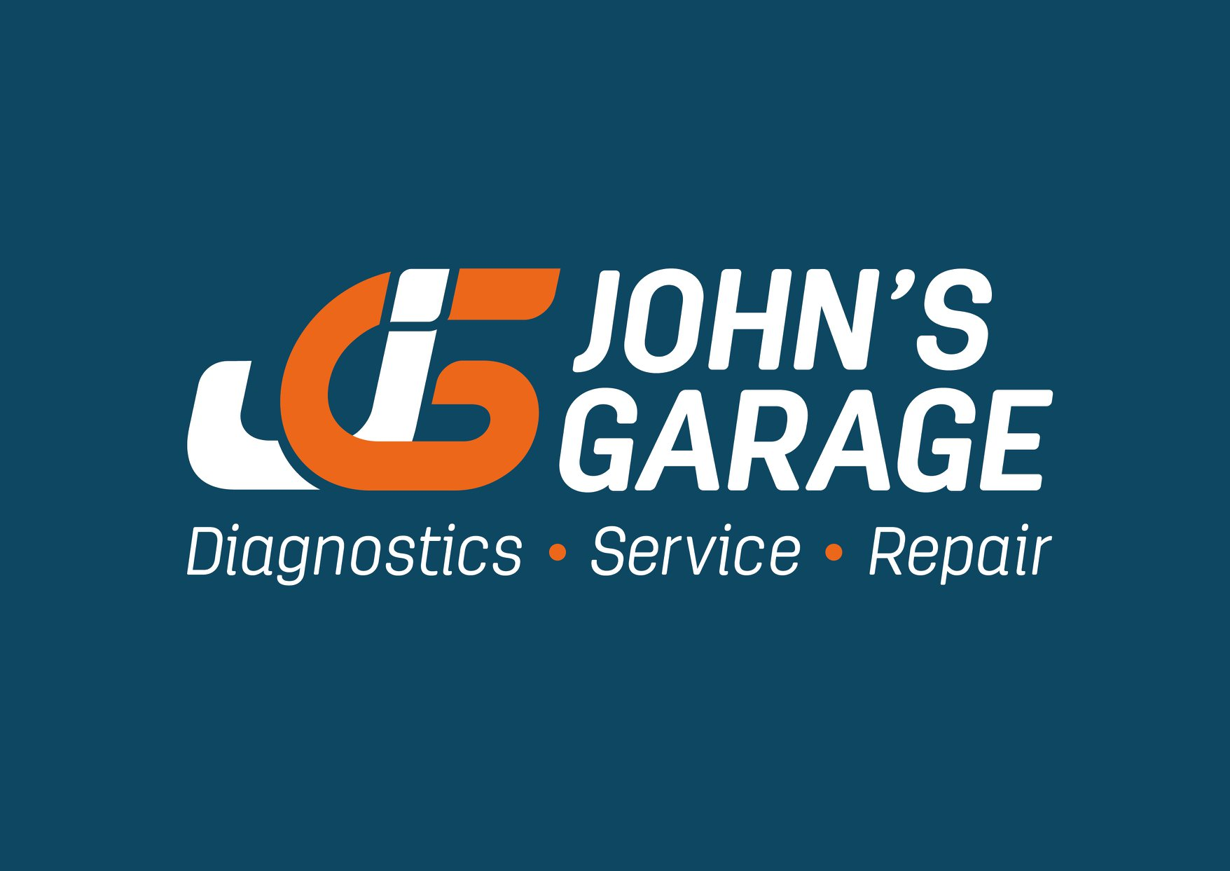 John's Garage Jersey