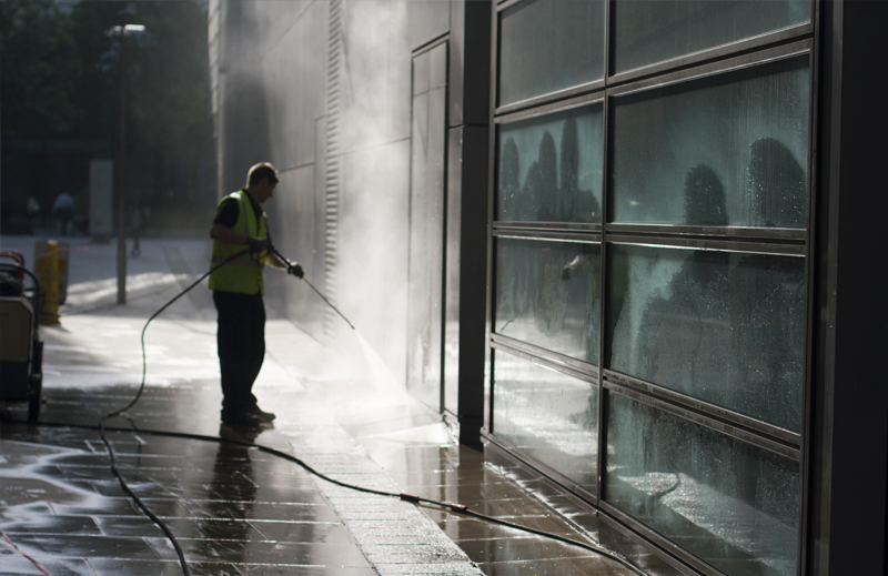 Sonnic Cleaning Services Ltd - Power Washing