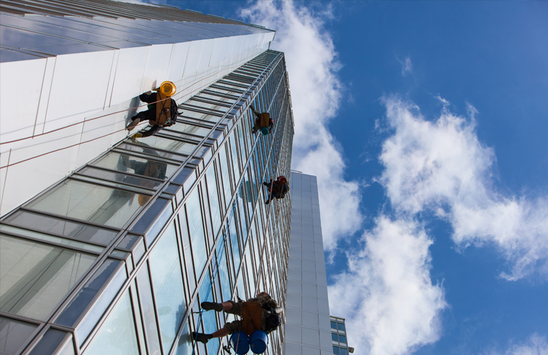 Sonnic Cleaning Services Ltd - Window Cleaners