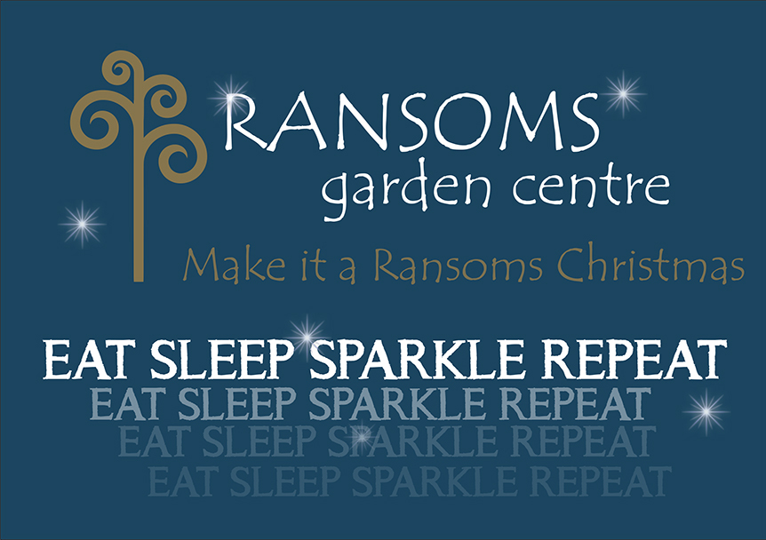 Make It a Ransoms Christmas