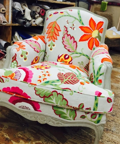 Tony Morris Upholstery