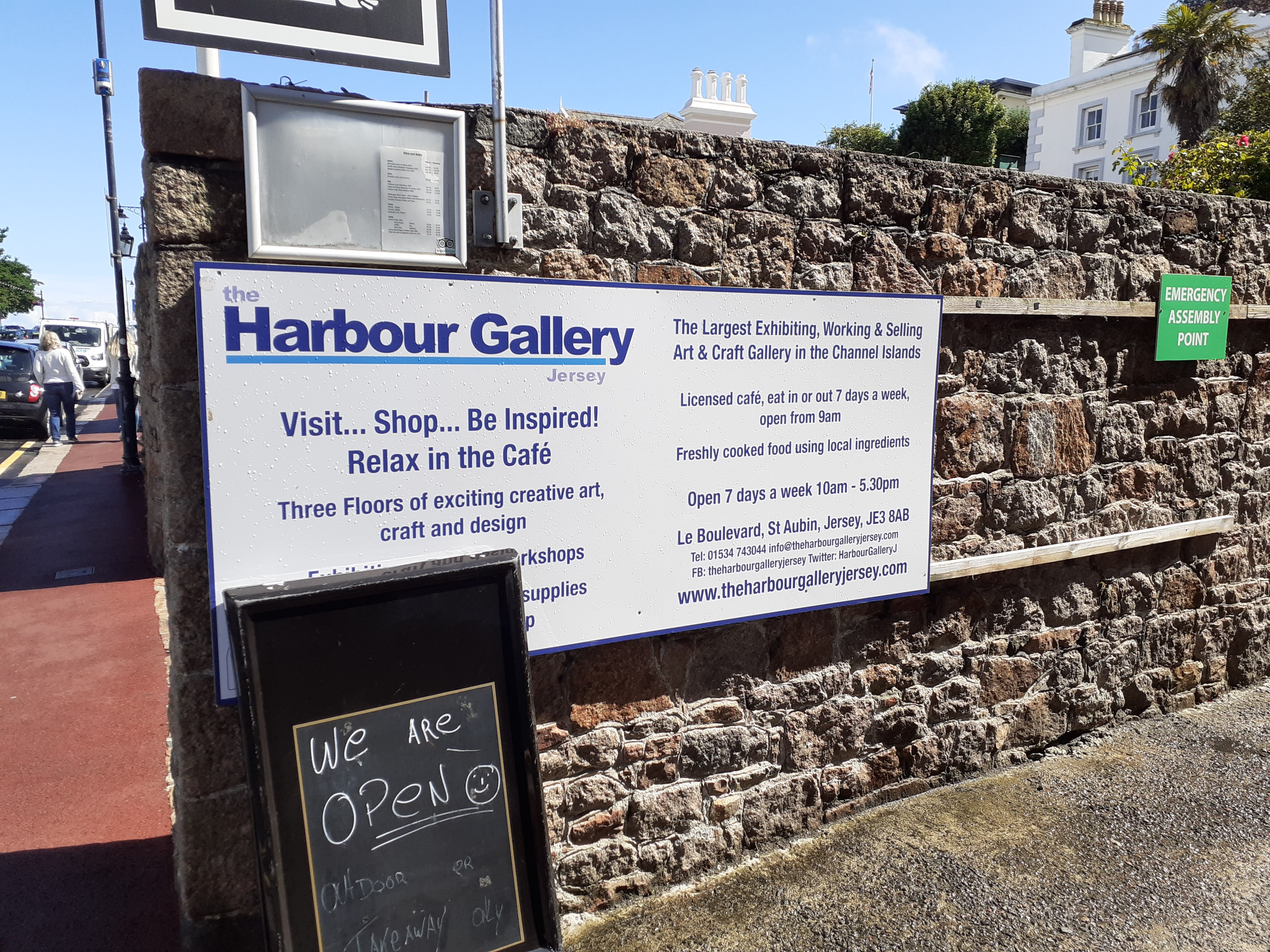 The Harbour Cafe & Deli