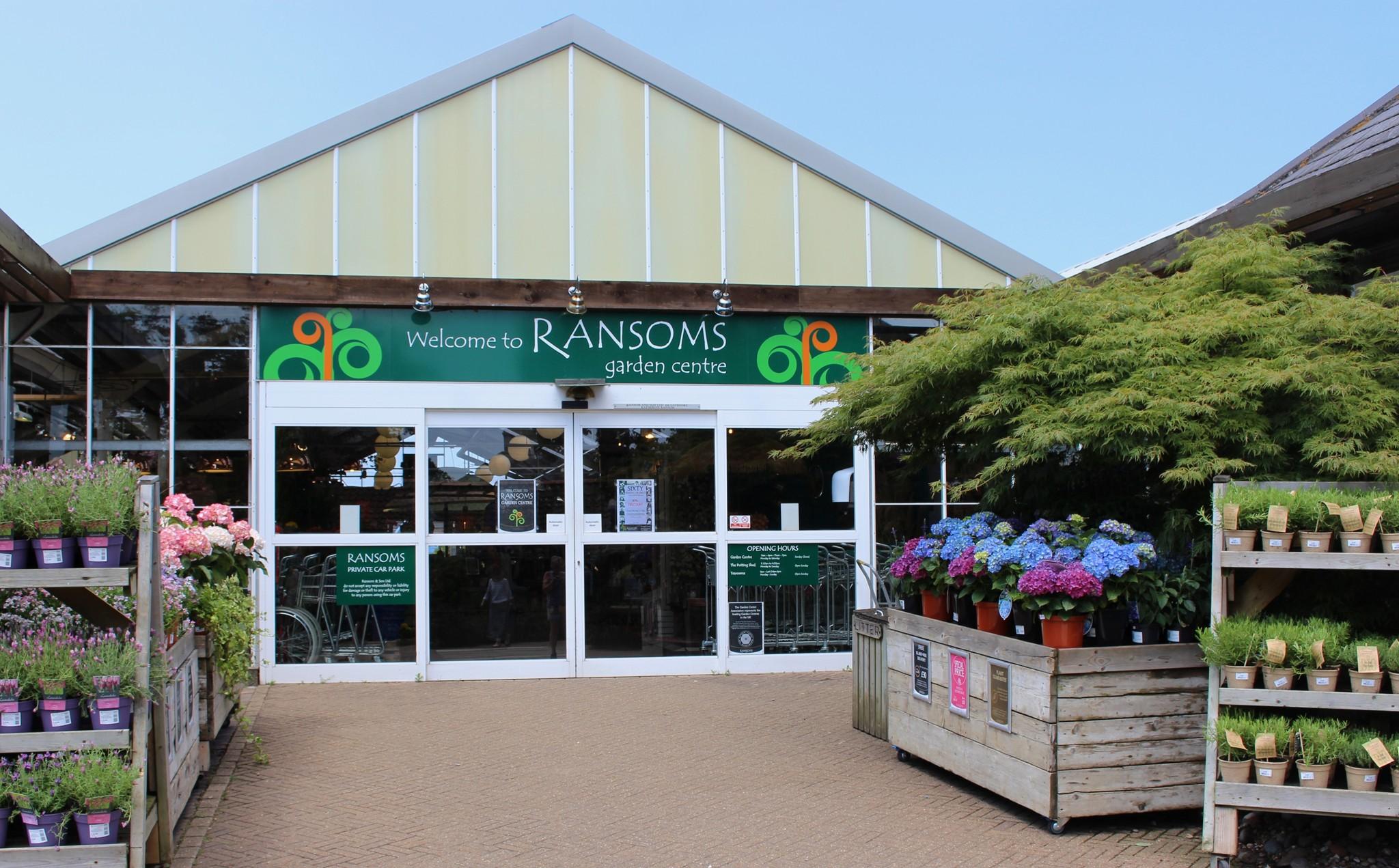Ransoms Garden Centre