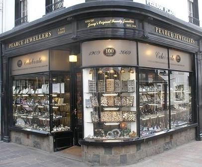 Pearce Jewellers Ltd