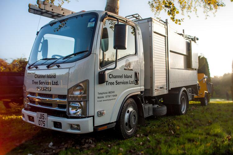 Channel Island Tree Services Ltd