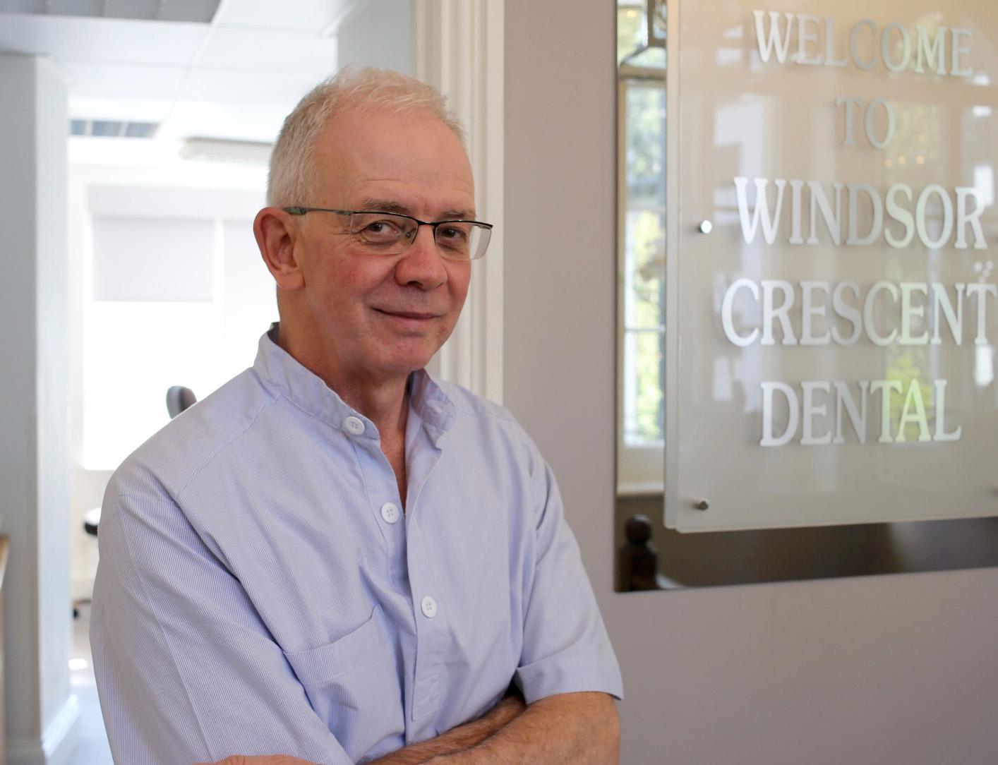 Dr Bernard O'Reagain (Dental Surgeon)