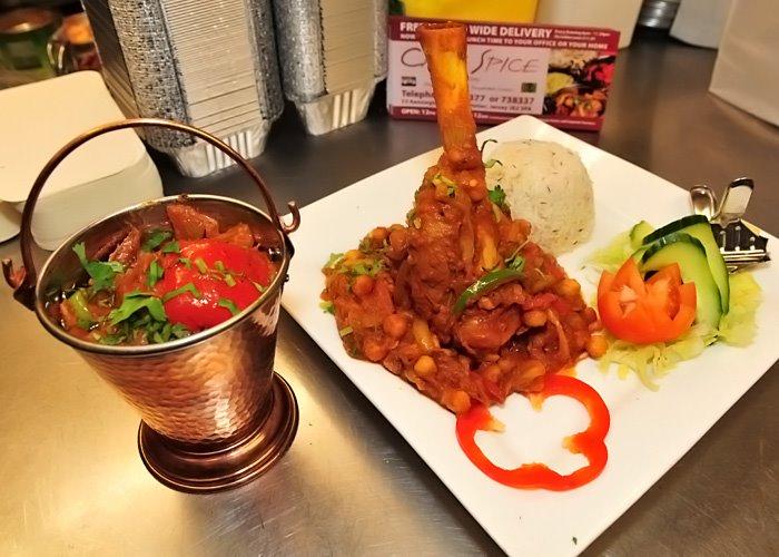 Café Spice Restaurant