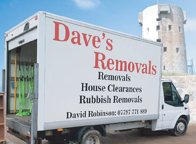 Dave's Removals