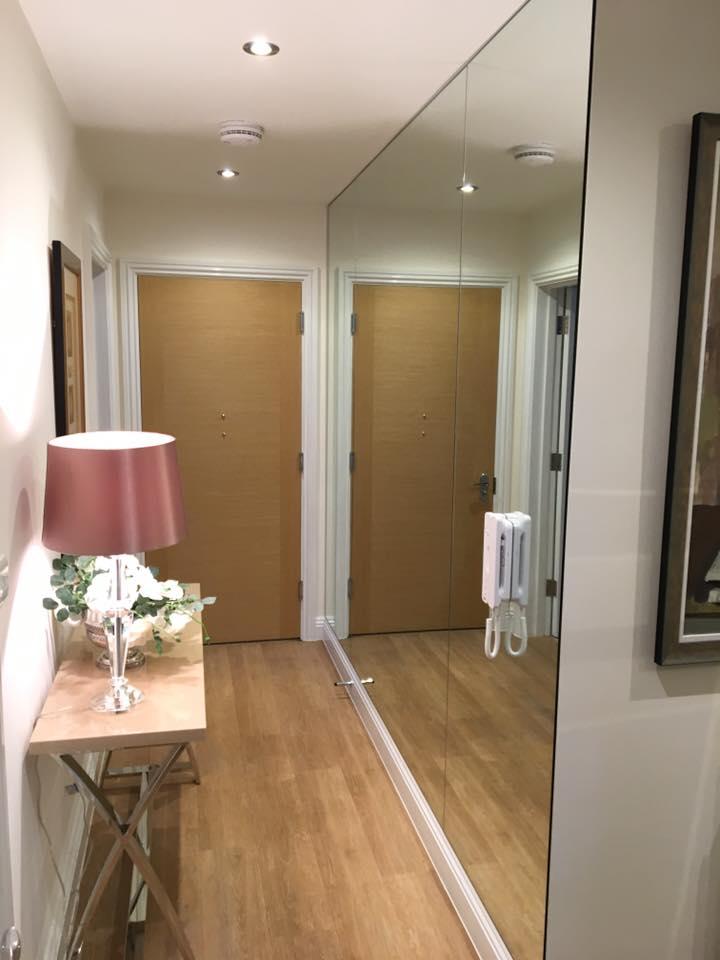 Obsidian Glass Glazing & Doors Ltd - Mirrors