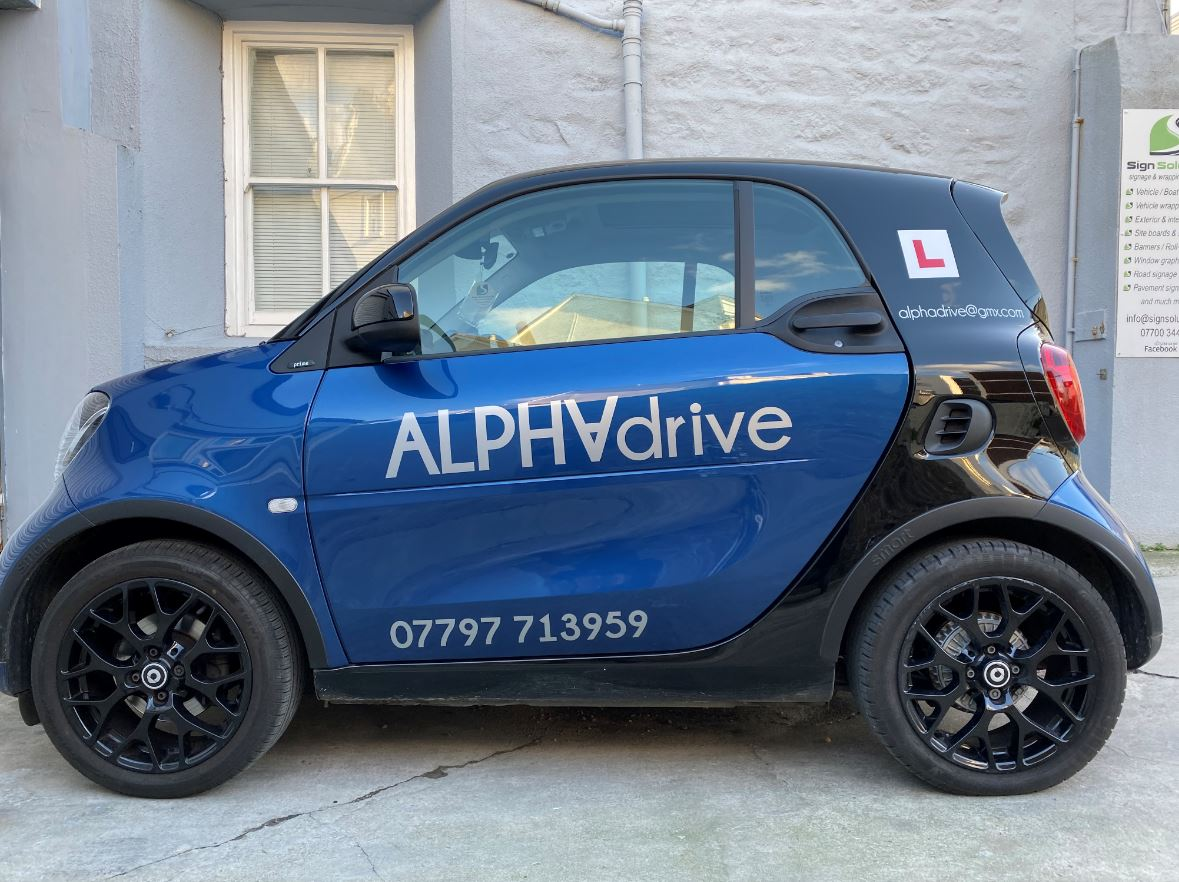 Alpha Driving School