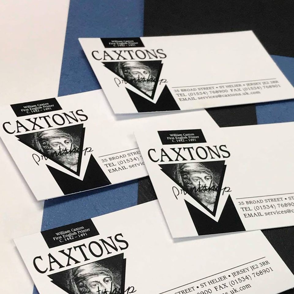 Caxtons Printer Shop (Part of The Sigma Group)