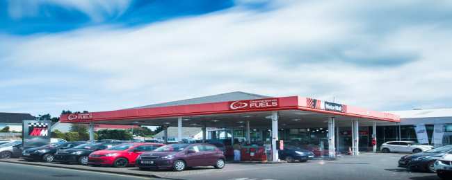 Channel Islands Fuels Ltd