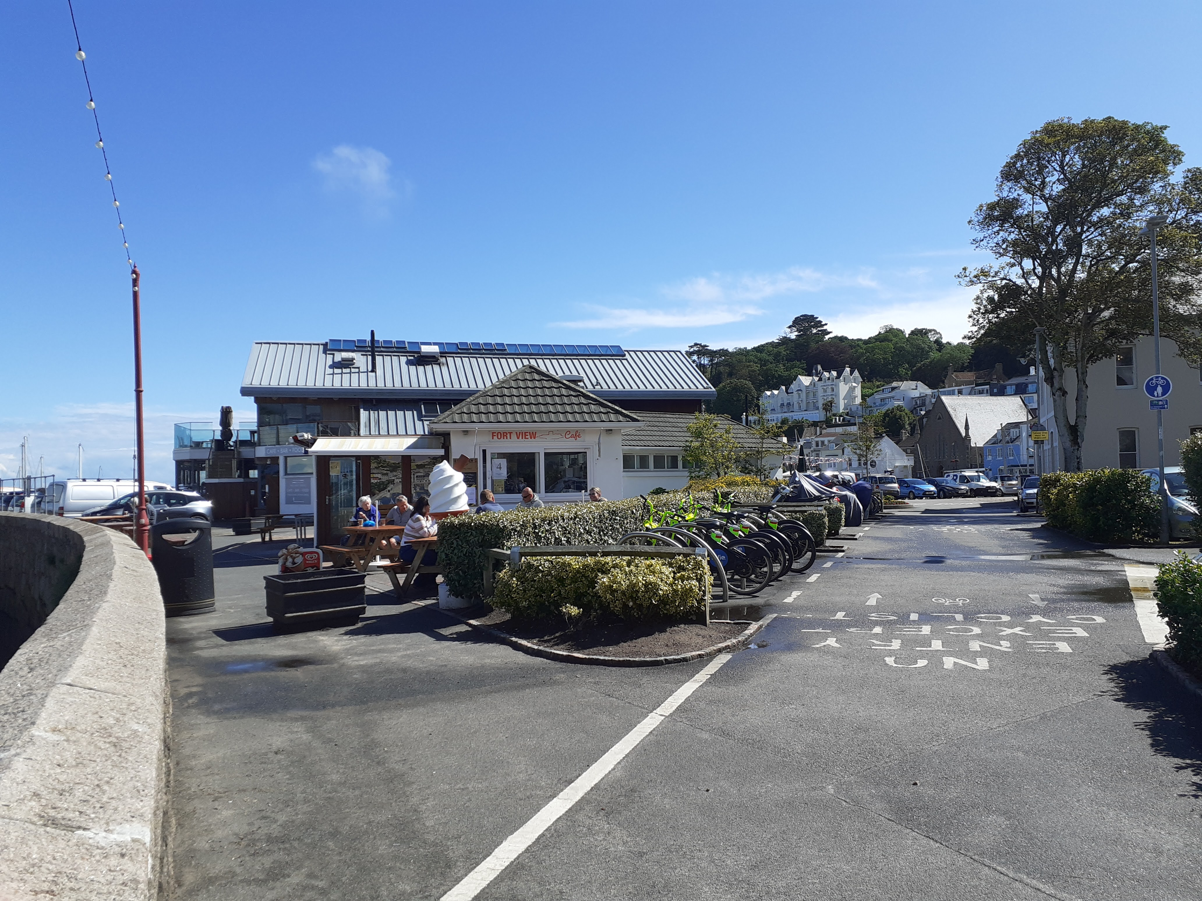 Fort View Cafe