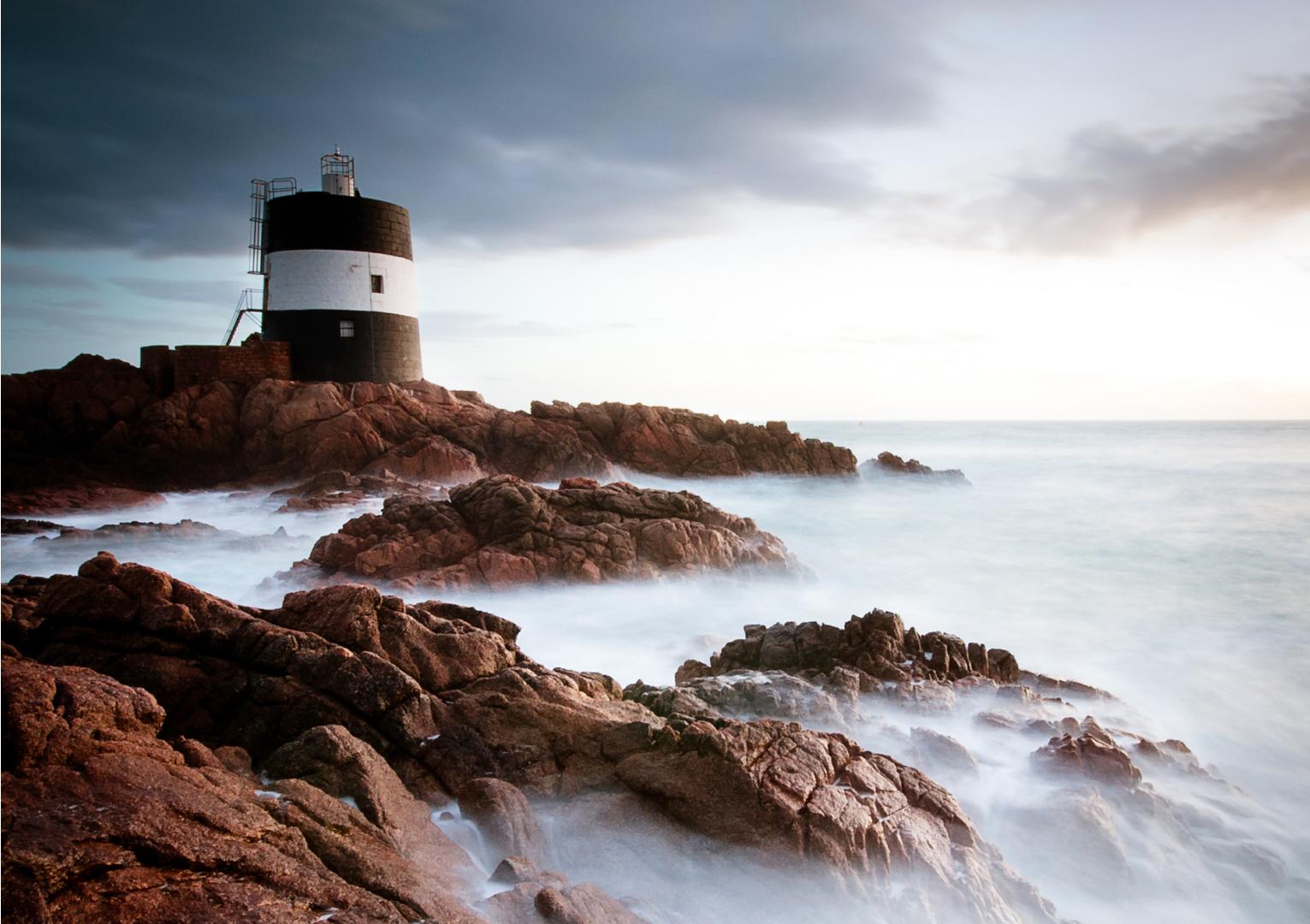 La Tour de Vinde / Noirmont Point Lighthouse
