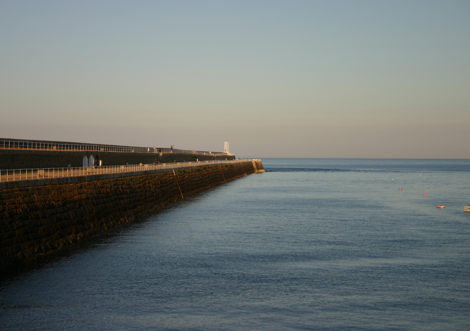 St. Catherines Breakwater
