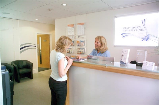 Jersey Sports & Spinal Clinic