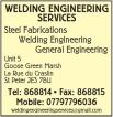 Welding Engineering Services