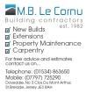 M. B. Le Cornu Ltd.