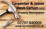 Dave Carson Carpenter Joiner & Property Maintenance
