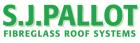 S J Pallot Glass Fibre Roof Systems