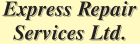Express Repair Service