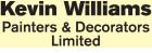 Kevin Williams Painters & Decorators Limited