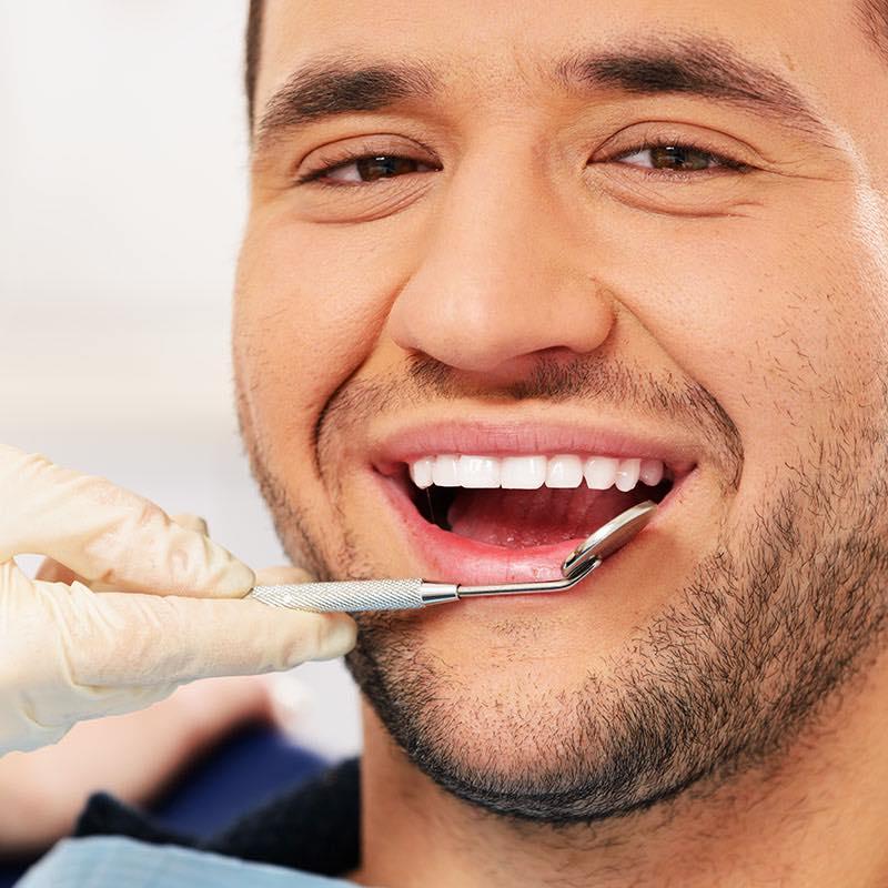 Красивые мужские улыбки и зубы фото