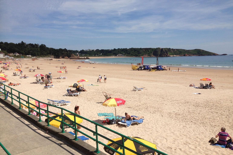 St. Brelade's Bay Beach, Jersey