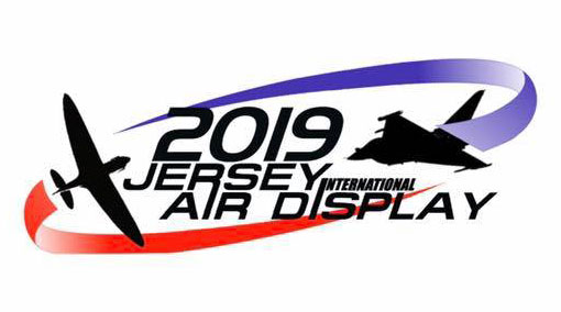 Jersey International Air Display Logo