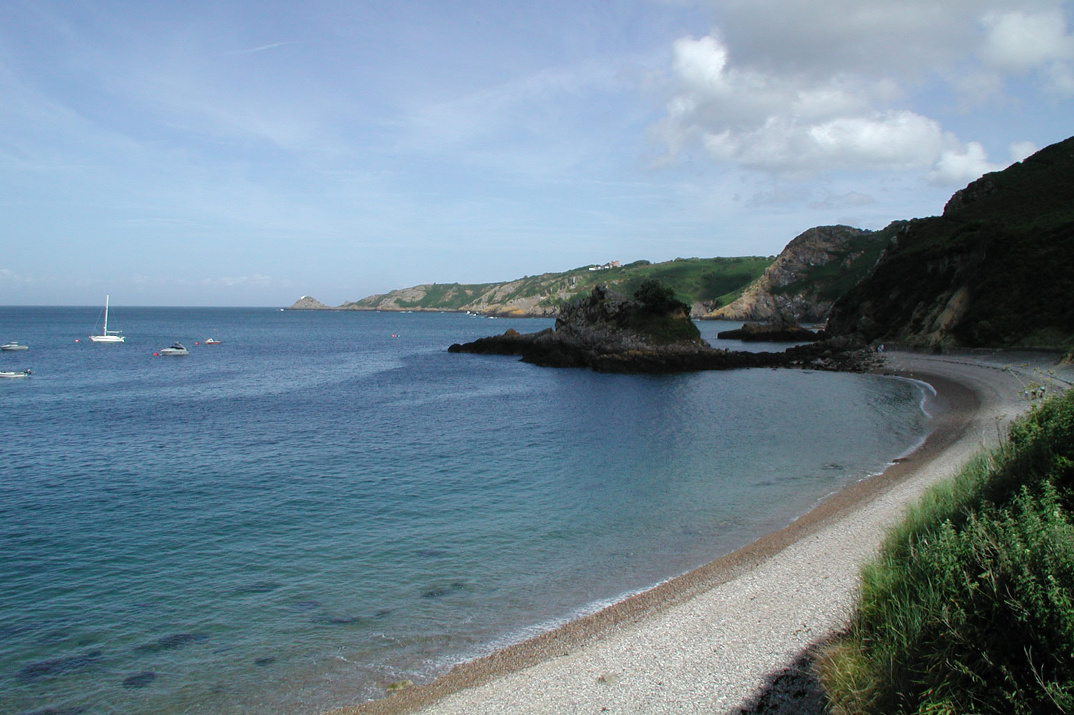 Bouley Bay Beach