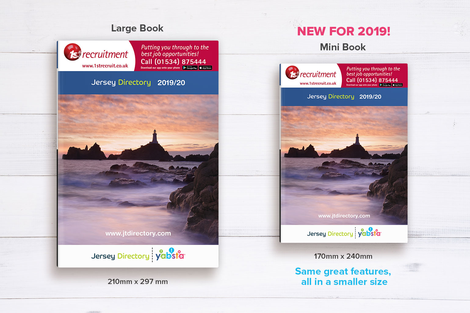 The Jersey 2019/20 Directory & Mini